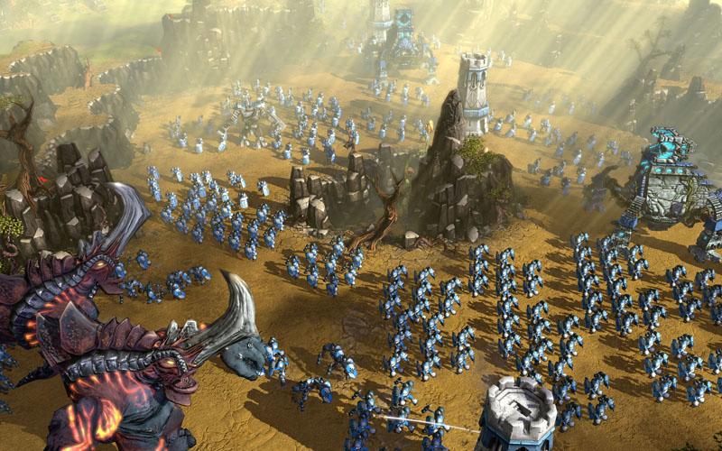 Battleforge Gry